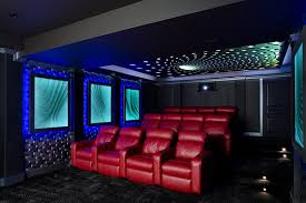 lighting for home theater. MediaTech Home Theater With Ceiling Lights Lighting For