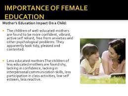 women education in women bullmale dominance in society 11 mother s education