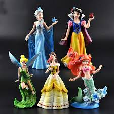 Disney Princess Cake Topper Viparty