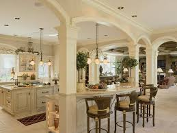 French Provincial Kitchen Designs Kitchen Graceful French Provincial Kitchen Design Interior With