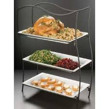 Wrought Iron Art Display Stands Amazing Buffet Stands Risers Food Displays Catering Stands ShopAtDean
