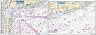 Amazon Com Off Coastal New York Laminated Nautical