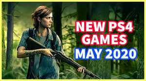 NEW PS4 GAMES - MAY 2020 - YouTube