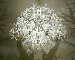 tree branch chandelier stunning chandelier created with painted tree branches tree branch chandelier diy