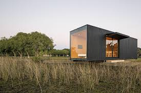 Modern container house Minimod