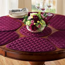 Kitchen Table Placemat And Centerpiece Set 7 Pc