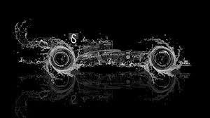 f1 super water car