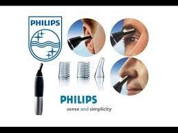 eyebrow trimmer men. philips nt9110/60 norelco nose, ear \u0026 eyebrow trimmer unboxing men t