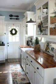 white country kitchen with butcher block. Unique Country White Country Kitchen With Butcher Block Amazing Rustic Farmhouse  Cabinets Ideas  Page 11 To White Country Kitchen With Butcher Block