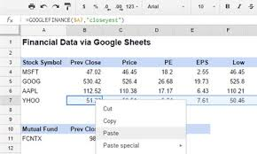 Google Stock Quote Enchanting Awesome Excel 48 Stock Quotes Google Spreadsheet To Excel
