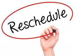 January Meeting Rescheduled | Blog