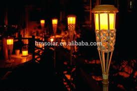 lighting tiki torches. Garden Tiki Torches Yard Party Solar Light Adjustable Height Poles Treasures . Lighting