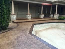 how to pour a patio concrete slab best of 24 fresh concrete patio repair patio furniture