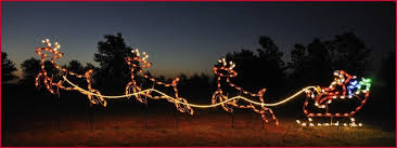 outdoor santa lights awesome small outdoor santa sleigh and reindeer set holidaylights