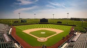 Photos of MLB's Field of Dreams stadium ...