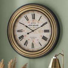 24 hour wall clock india 24 wall clock india 24 inch wall clock