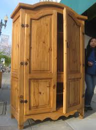 image rustic mexican furniture. Image Of: Rustic Mexican Pine Furniture Armoire