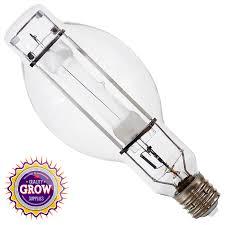 Metal Halide Grow Light Bulbs Details About 1000 Watt Metal Halide Grow Light Bulb