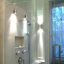 led shower lights waterproof led shower lights waterproof shower light medium size of walk in shower