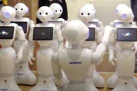 <b>Robot choir</b> sings Beethoven's Choral Symphony and people can't ...