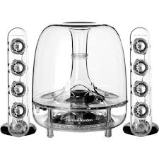 harman kardon soundsticks iii. harman kardon soundsticks iii wireless bluetooth enabled three-piece speaker system iii i