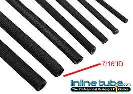 64 81 black cloth wrap wiring harness brake amp fuel line tube image is loading 64 81 black cloth wrap wiring harness brake