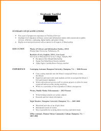 10 How A Cv Should Look Like Intern Resume