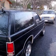 renegadestatus 1992 Chevrolet BlazerSport-Utility-2D Specs, Photos ...