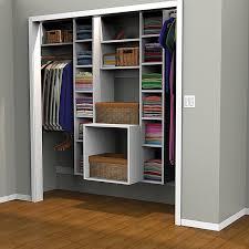 closet organizer printed plan