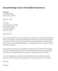 Cover Letter For Accounting Manager Position Cover Letter Accounts