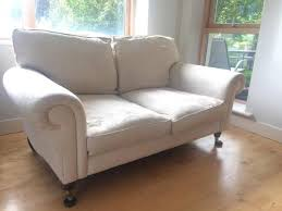 Laura Ashley Kingston Small 2 Seater Couch Ashino For Sale in Barna, Galway  from Ydolan