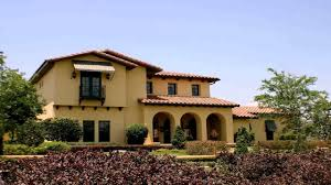 High Quality Image Of: Review Spanish Mediterranean Exterior Paint Colors