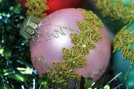8 Antike Weihnachts Kugeln Christbaumschmuck Vintage