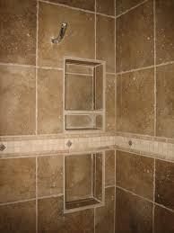bathroom white ceramic corner shower shelves backsplash tile brown color design black shelf built wood desk with drawers basket wall mounted glass diy