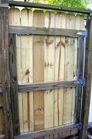 building a fence gate introduction building a fence gate diy wood fence gate plans
