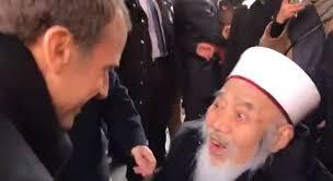 """Résultat de recherche d'images pour """"macron mosquée de xian"""""""