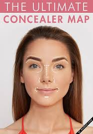 6 places to apply concealer that will transform your plexion