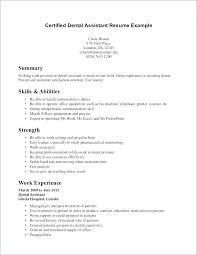 Cna Resume Skills Awesome Cna Resume Examples Resume Examples Luxury Resume Examples With No