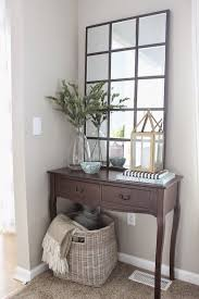 entryway table and mirror. 20 Entry Table Ideas That Make A Stylish First Impression   Spring, Front Decor And Small Bench Entryway Mirror E