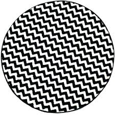 white circle rug black and white circle rug add a touch of modern design with this striped black and white circle rug white round area rug