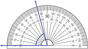 Angl Es Measuring Angles With A Protractor Lesson Video