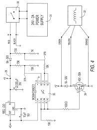 patent us electromechanical door solenoid current surge patent drawing
