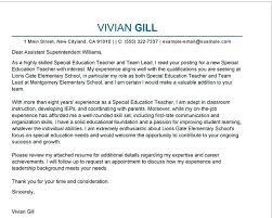 Cover Letter For New Teachers New Teacher Cover Letters Cover Letter