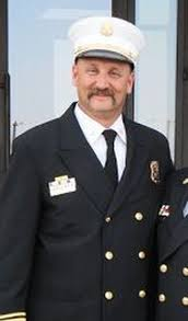 Former fire chief charged with theft