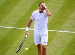 Here's what i got so well stan needs all the control for that hard hitting. Wawrinka Overpowered By Big Serving Opelka At Wimbledon