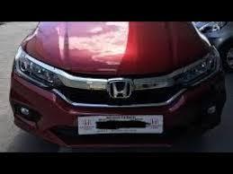 honda city 2019 removing back seat