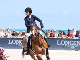 "Jessica Springsteen: ""Equestrianism ..."