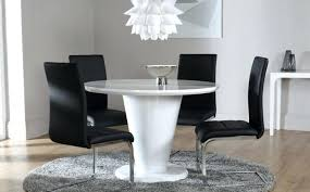 medium size of large white high gloss round dining table 6 chairs and 8 osaka extending