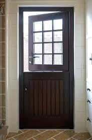 Scintillating Dark Chocolate Brown Front Door Pictures - Ideas ...