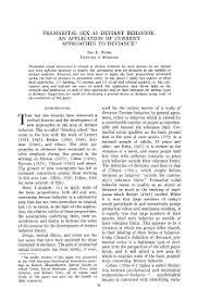 behavior essay deviant behavior essay